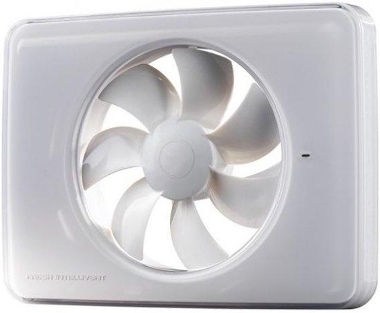 Badkamerverlichting Kleur ~ bol com  Nedco Intellivent 2 Ventilator wit 22 DB  Klussen