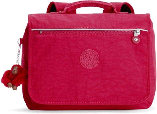 bbe8a4de60c bol.com | Kipling New School Small Rugzak - True Pink