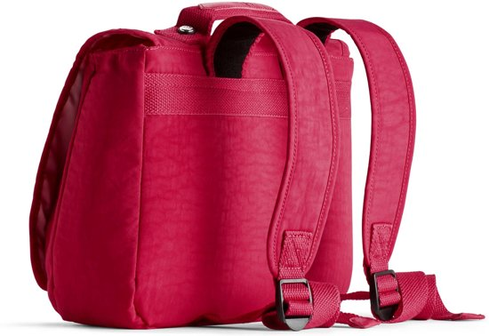 New Pink Small Kipling True School Rugzak 8WUwOZPq