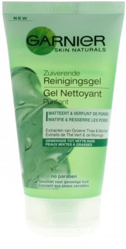 Garnier Skin Naturals Essentials - 150 ml - Reinigingsgel