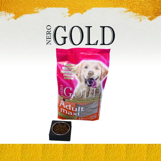 Nero Gold Adult Maxi - 12kg