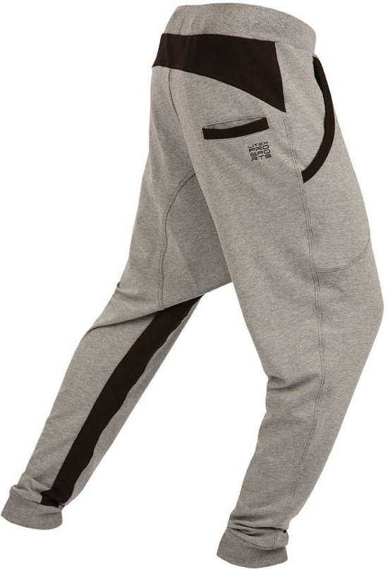Joggingbroek Baggy Heren.Bol Com Heren Grijze Baggy Joggingbroek Lang Stan