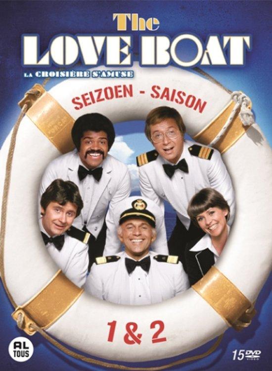 Love Boat -  Seizoen 1 t/m 2