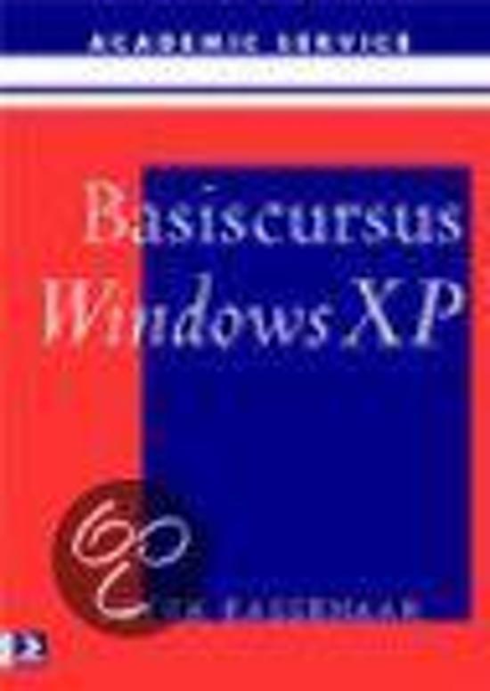 Basiscursus Windows Xp - Peter Kassenaar  