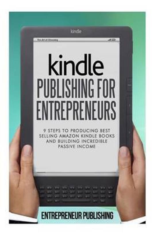 Kindle Publishing for Entrepreneurs