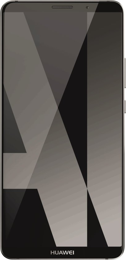Huawei Mate 10 Pro - dual sim - zwart