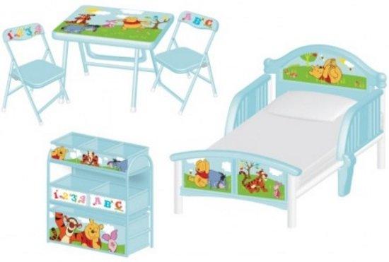 bol.com | Disney Winnie The Pooh Slaapkamer Set 5-delig, Disney ...