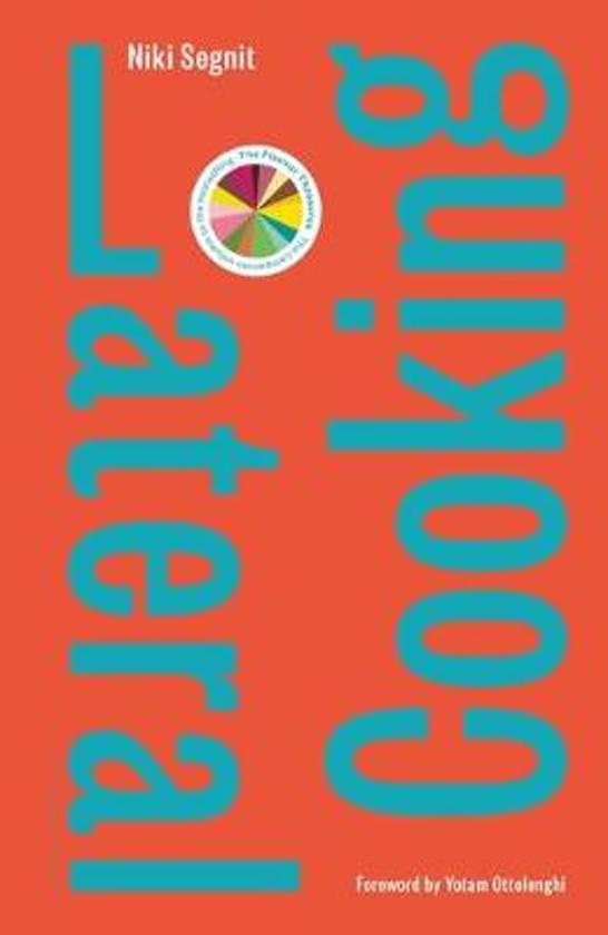 Boek cover Lateral Cooking van Niki Segnit (Hardcover)