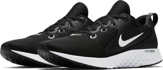 Nike Legend React Sportschoenen Heren - Black/White
