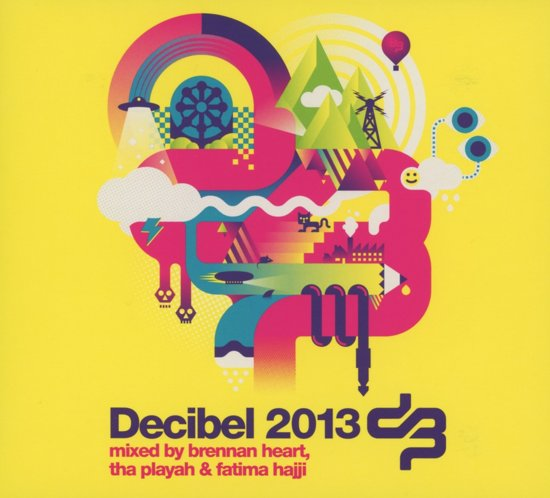 Decibel 2013 - Mixed By Brennan Hea