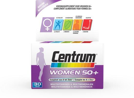 multivitamine voor vrouwen
