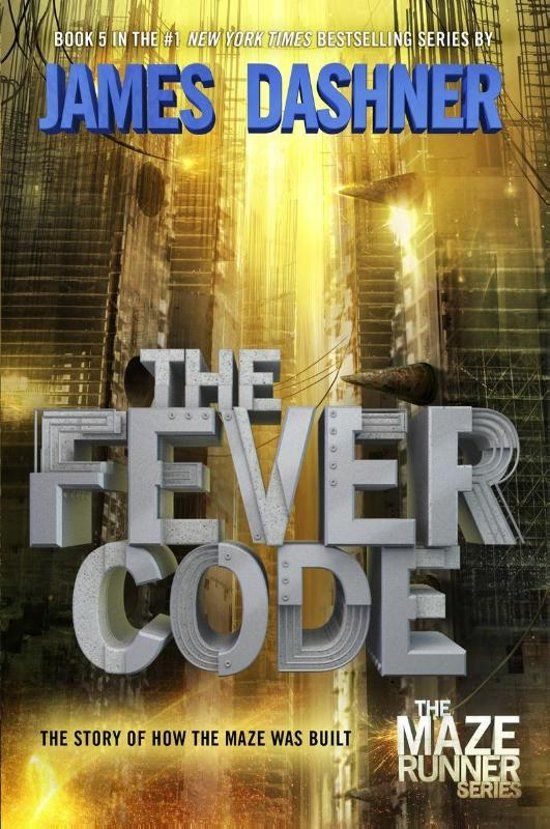 The Maze Runner 5 - The Fever Code