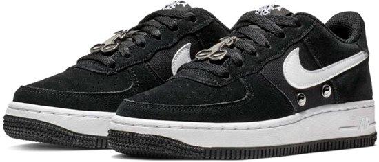 air force 1 zwart wit