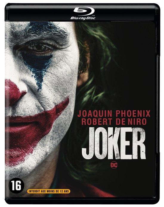 DVD cover van Joker (Blu-ray)