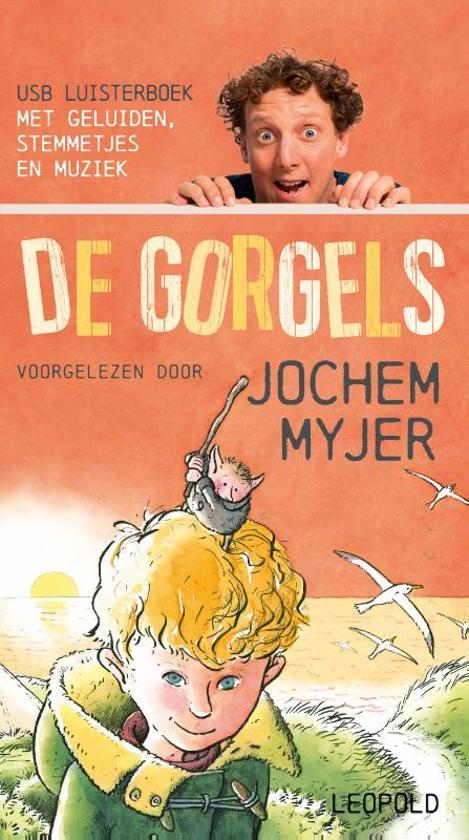 Boek cover De Gorgels - De Gorgels [USB] van Jochem Myjer (Onbekend)