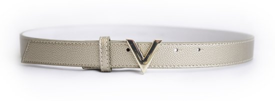 ef28195e048 bol.com | Valentino Divina Belt Riem - Goud - Maat L