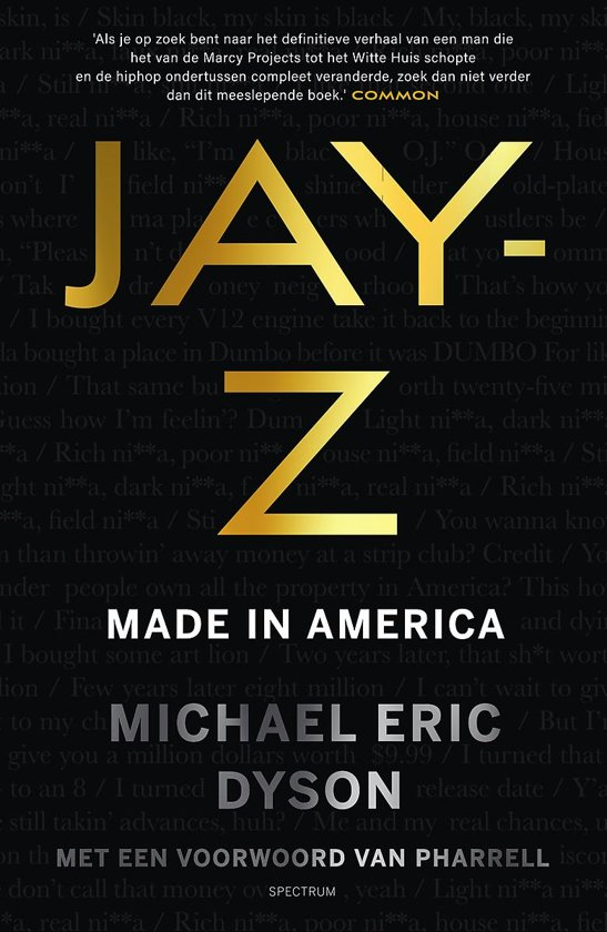 DYSON, MICHAEL ERIC - JAY-Z MADE IN AMERICA