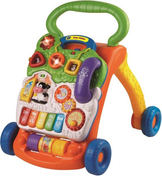 Afbeelding van VTech Baby Baby Walker Oranje - Loopwagen speelgoed