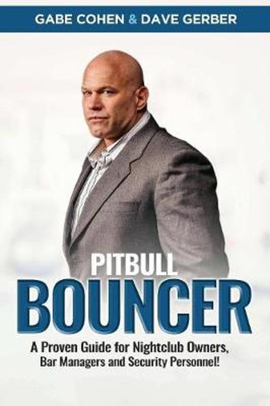 The Pitbull Bouncer!
