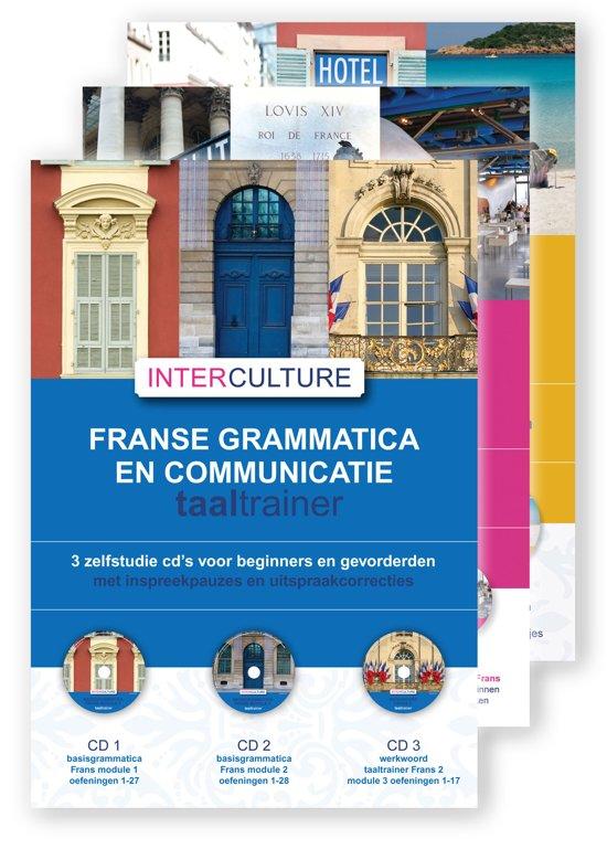 Interculture Frans set 9 cd's