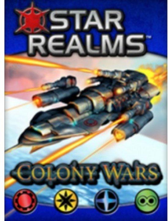 Afbeelding van het spel Star Realms Deckbuilding Game - Colony Wars