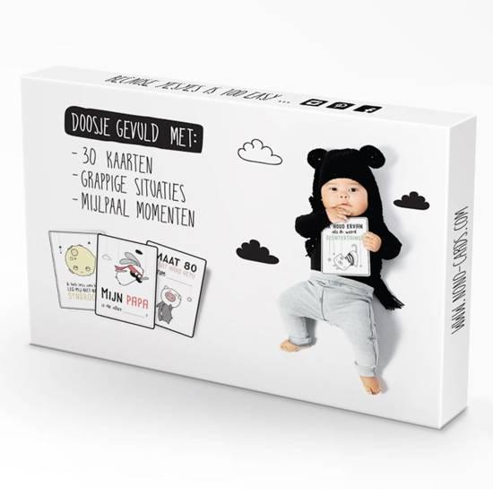 NoNo Cards - Baby Mijlpaalkaarten