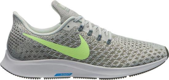 online retailer b746e 45473 Nike Air Zoom Pegasus 35 Hardloopschoenen Heren - Lt Silver Lime  Blast-Twilight -