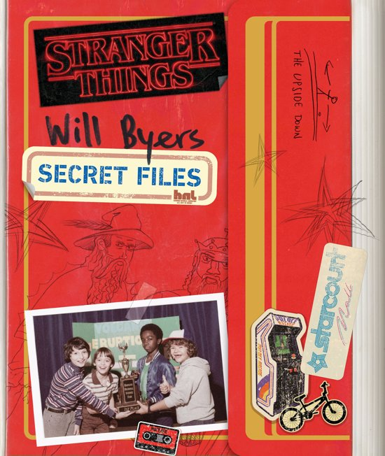 Boek cover Will Byers: Secret Files (Stranger Things) van Matthew J Gilbert (Onbekend)