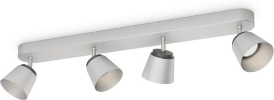 Dender bar/tube nickel 4x4W 230V