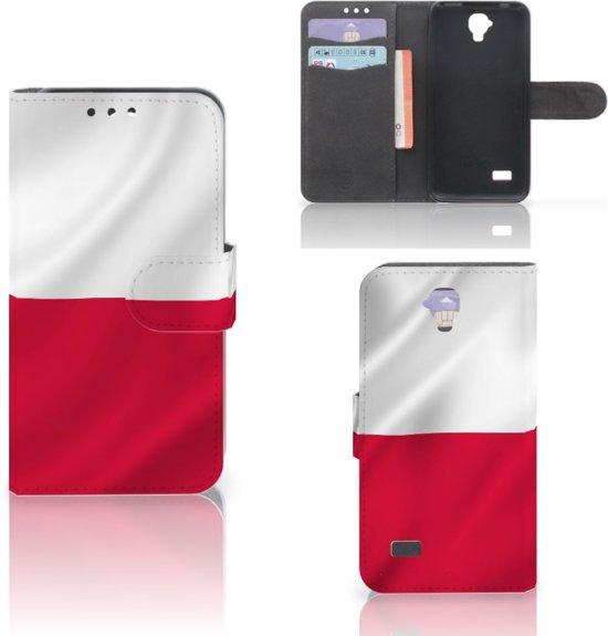 Bookstyle Case Huawei Y5 Y560 Polen