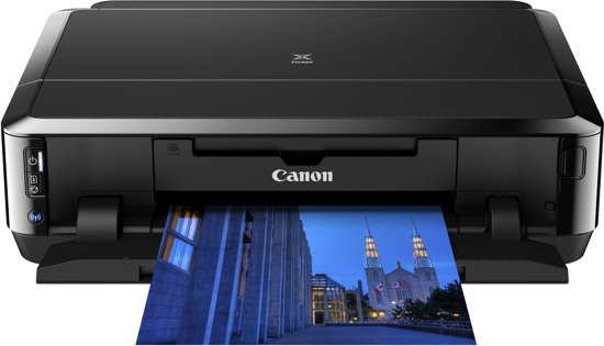 Canon PIXMA iP7250 - Fotoprinter / Zwart