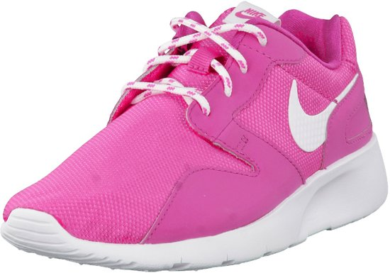 9671a833aa9d3b Nike Kaishi (GS) - Sneakers - Kinderen - Maat 35.5 - Roze Wit