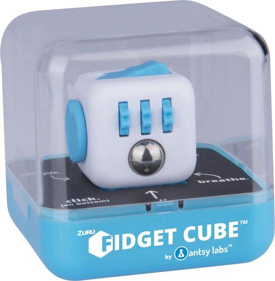 Originele Fidget Cube - Aqua