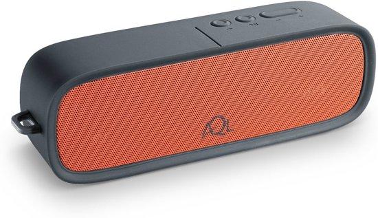 Cellularline BTSPKSPARKLED draagbare luidspreker 6 W Grijs, Oranje