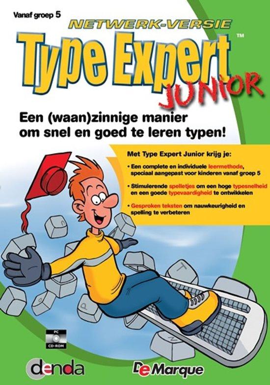 Denda Type Expert Junior - Nederlands