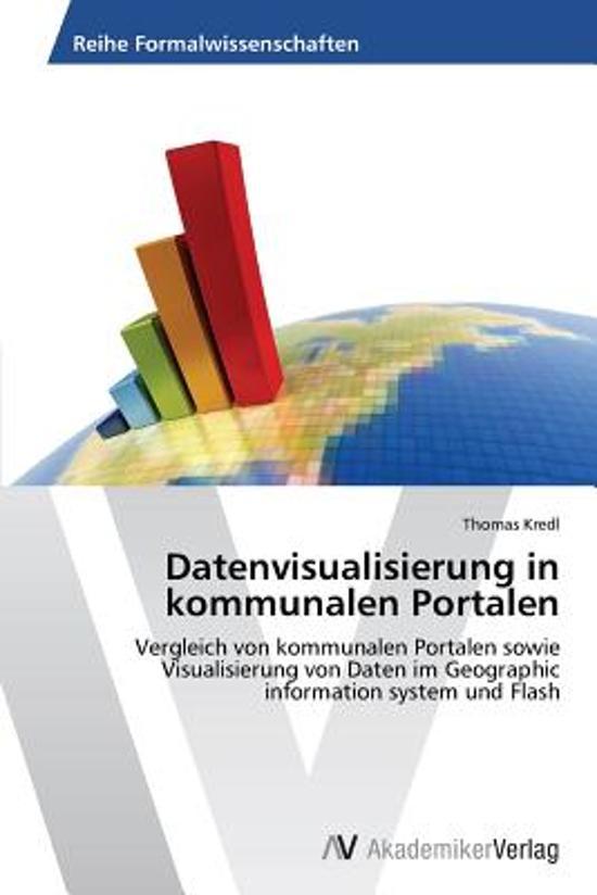 Datenvisualisierung in Kommunalen Portalen