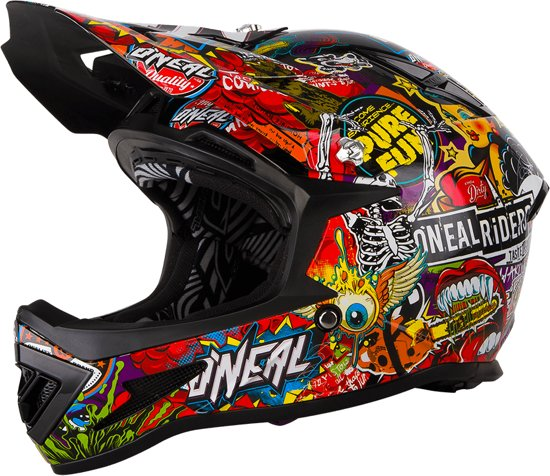 O'Neal BMX Helm Warp Fidlock Crank Multi-L