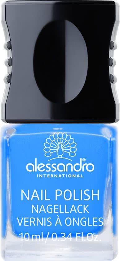 Alessandro Nail Polish - Baby Blue