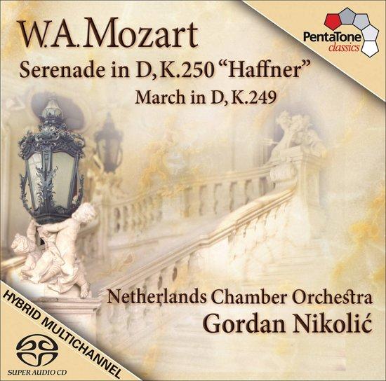 Haffner-Serenade Kv 250/Marsch