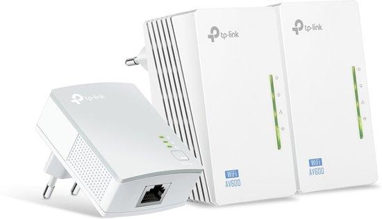 Wonderbaar bol.com | TP-Link TL-WPA4220T KIT - Wifi Powerline - 3 Stuks BH-98