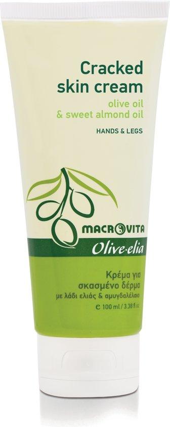 Macrovita Olive-elia Cracked Skin Cream (ureum crème)