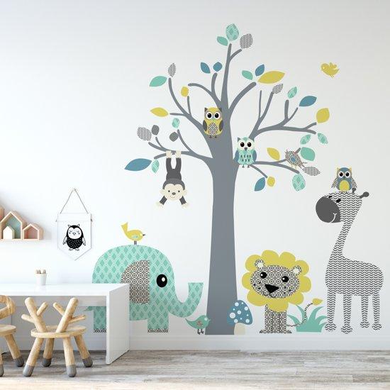 Accessoires Babykamer Uil.Top Honderd Zoekterm Uil Muursticker