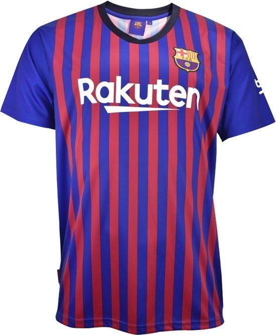 buy online 59ff4 3ad68 FC Barcelona Messi T Shirt Maat XL