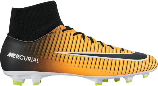 newest d2370 ce5bd Nike Mercurial Victory FG Voetbalschoenen - Grasveld - oranje - 44.5