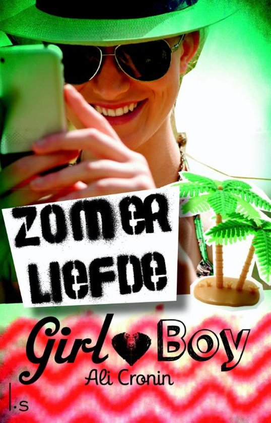 Girl heart Boy 1 - Zomerliefde