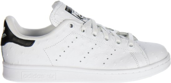 Stan Smith Adidas Wit Zwart