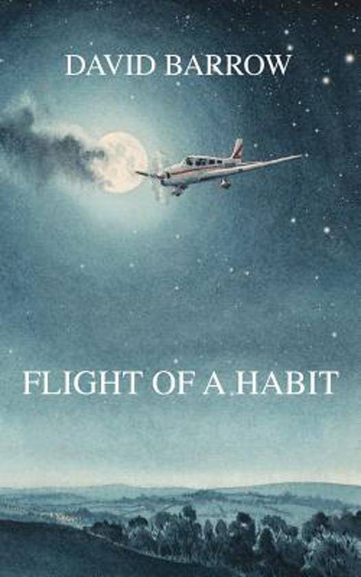 Boek cover Flight of a Habit van David Barrow (Paperback)