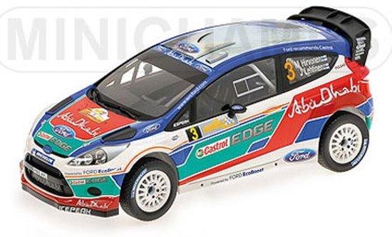 Ford Fiesta RS WRC #3 Ford Abu Dhabi Winners Rally Australia 2011