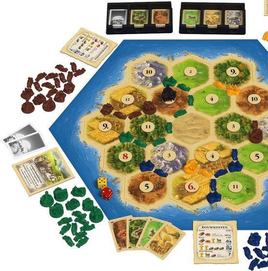 De Kolonisten van Catan 5 en 6 Spelers uitbreiding