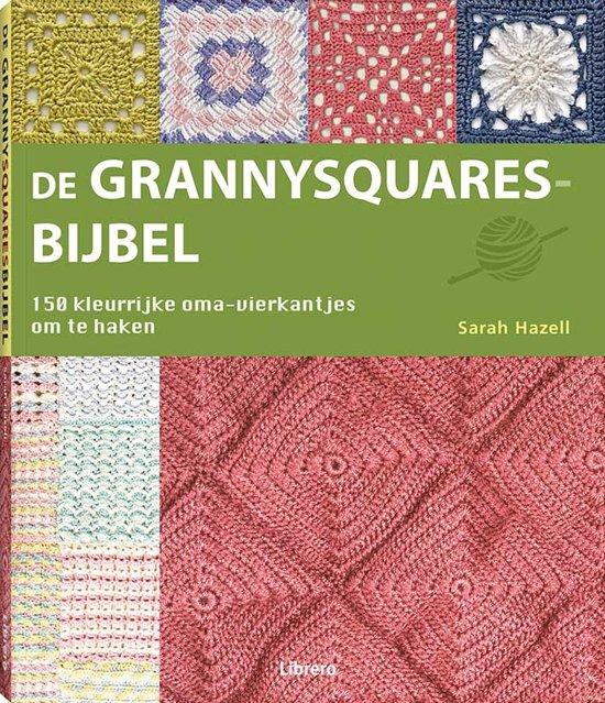 Bolcom De Grannysquarebijbel Sarah Hazell 9789089986351 Boeken
